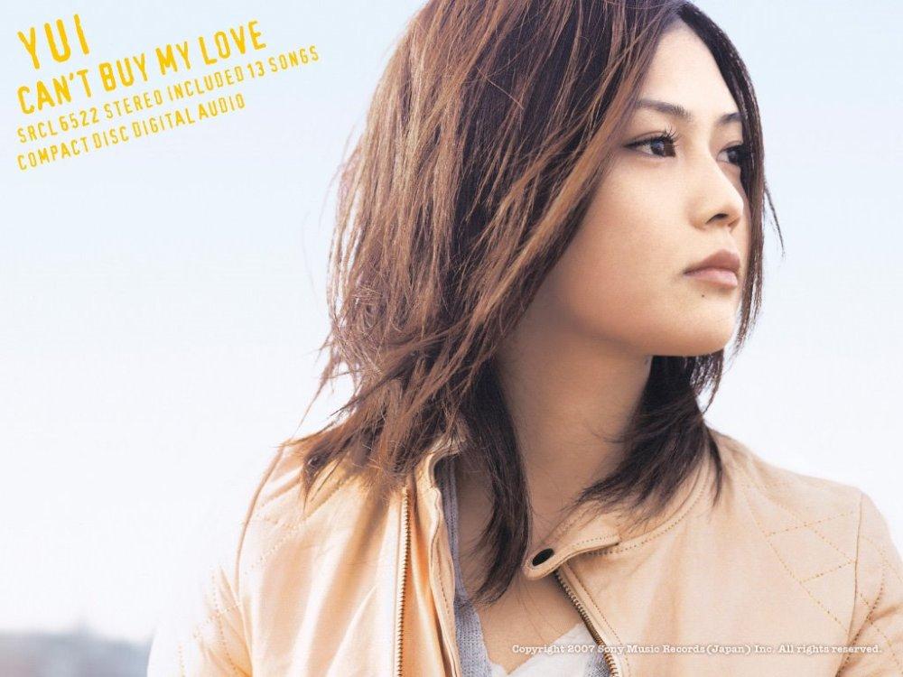 YUI - can't buy my love Album
