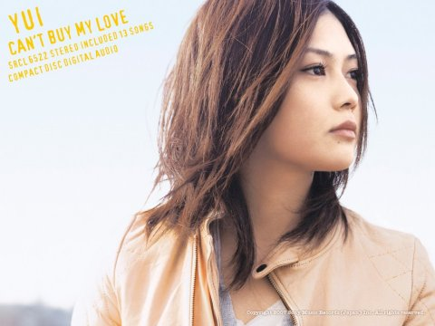 YUI - can't buy my love Album