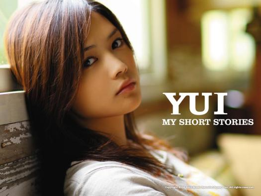 YUI - My Short Stories Album