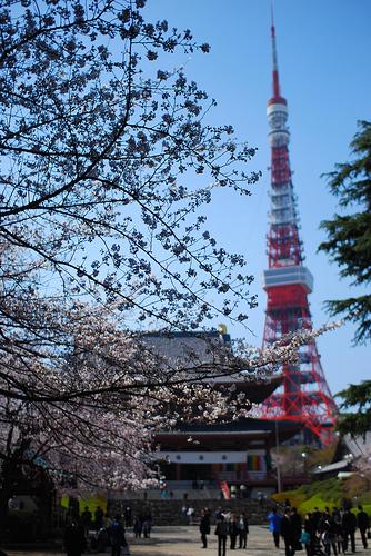 Tokyo Tower by hiratomo@flickr