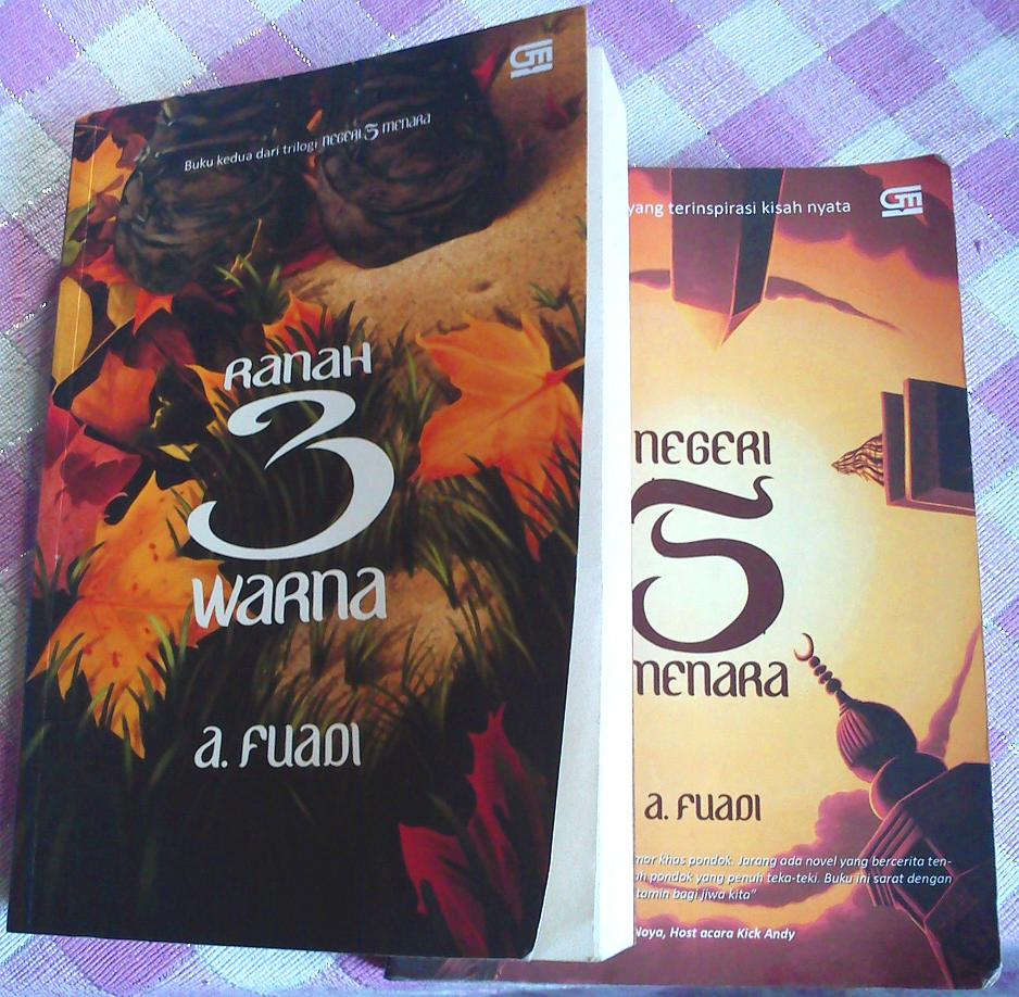 Novel Ranah Tiga Warna Pdf