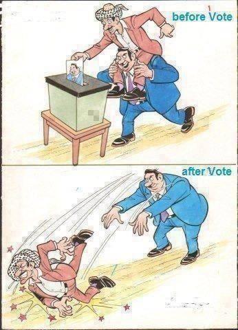 Dramaturgi Pemilu